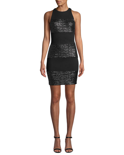 Sequined Cocktail Dress  93ba6a470