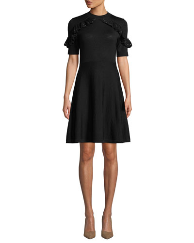 Quick Look. kate spade new york · studded ruffle sweater dress 13ef84d3869f
