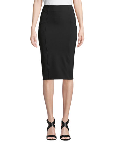 2c7be58123 Quick Look. Veronica Beard · Vail Midi-Length Pencil Skirt. Available in  Black