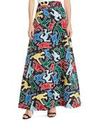 Alice + Olivia Keith Haring x Alice +