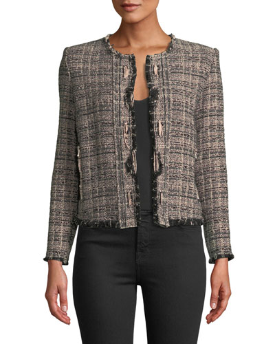 332b04b279a Womens Tweed Jacket