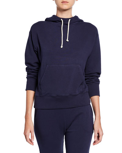 e01a0993 Quick Look. Vince · Stretch Cotton Pullover Hoodie