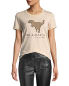 Coach Signature Rexy Logo T-Shirt