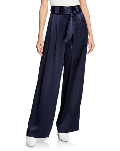 dc81c4b17e6 High Waist Wide Leg Pants