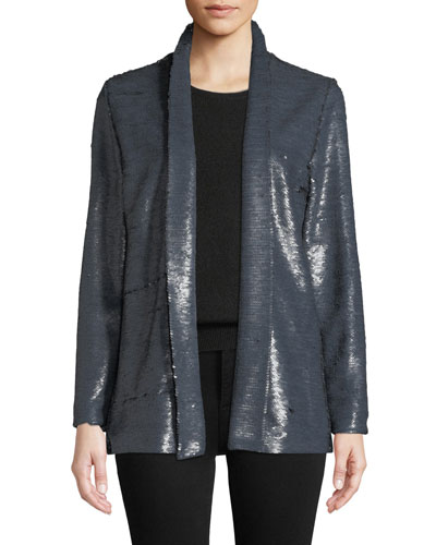 1ac455ee8fa Imported Sequined Jacket