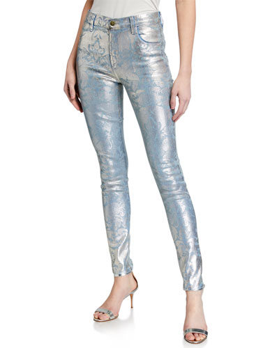 Maria High-Rise Super Skinny Jeans