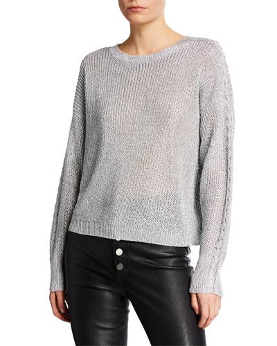 Rhys Crewneck Pullover Sweater