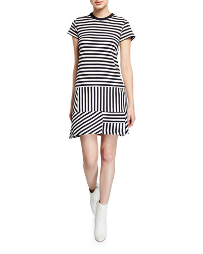 4148fc6aaf4d Womens Striped Dress