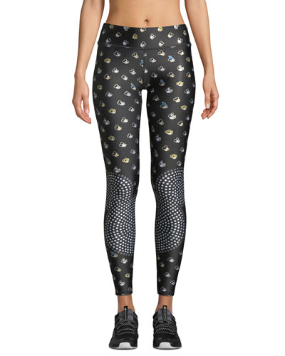 The Many Faces Of Mickey Mouse® Tall Band Leggings