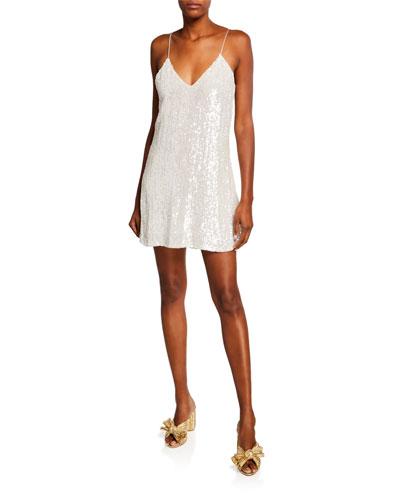 caf17a98c1 White V Neckline Shift Dress