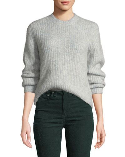 Jonie Crewneck Pullover Sweater