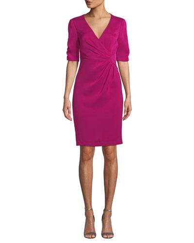 f7504768e06 Quick Look. Nanette Lepore · Carnival 3 4-Sleeve Sheath Dress