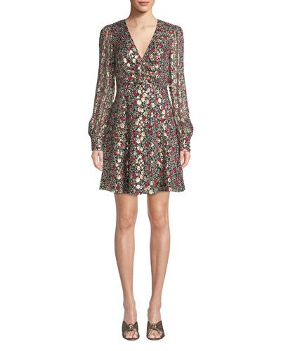075773a672e5 Quick Look. kate spade new york · floral park v-neck dress
