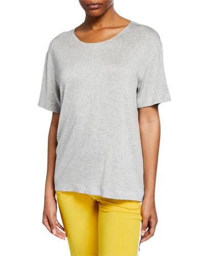 Short-Sleeve Boxy T-Shirt