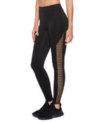 Koral Activewear Chameleon High-Rise Metallic Scuba Leggings