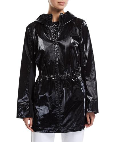 Bonded Reflective Anorak Jacket