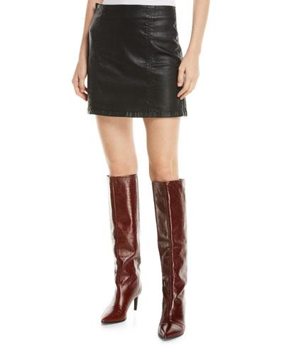The Adeline Mini Skirt