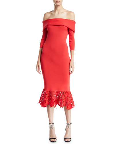 237c0cf3a7db Red Lace Dress