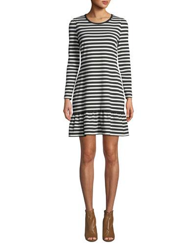 ec83babce748 Michael Kors Ruffle Dress | Neiman Marcus