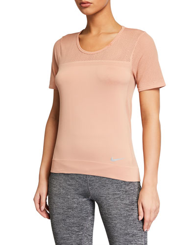 Infinite Short-Sleeve Active Top