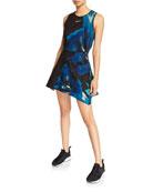 Nike x Maria Sharapova Printed NikeCourt Sleeveless Cutout