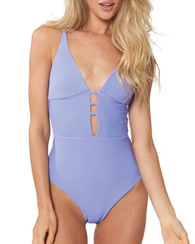 Riviera Sunset One-Piece Swimsuit