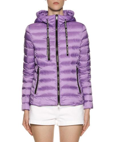 Seoul Hooded Puffer Jacket
