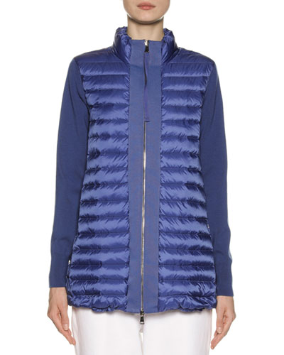 29733fadc Moncler Zip Front Sweater