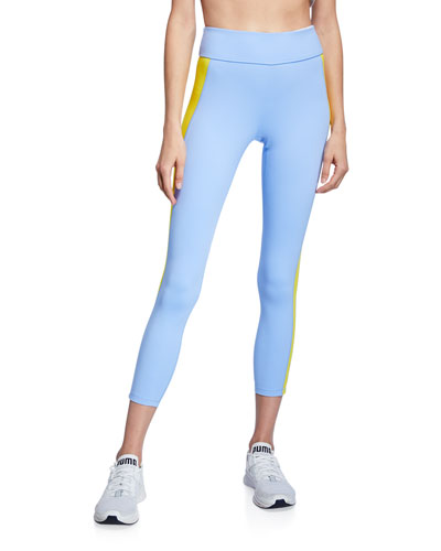 Colorblock 7/8 Active Leggings