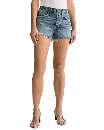 Parker Vintage Denim Cutoff Shorts