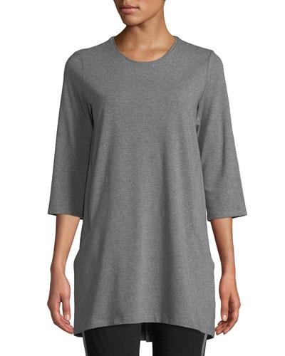 2e16038cb5 Eileen Fisher Jersey Tunic