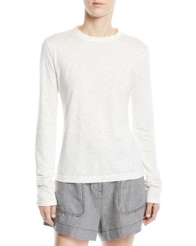 1b5f5a59 Derek Lam Cotton White Top | Neiman Marcus