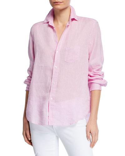 c51ad821d60 Relaxed Linen Shirt