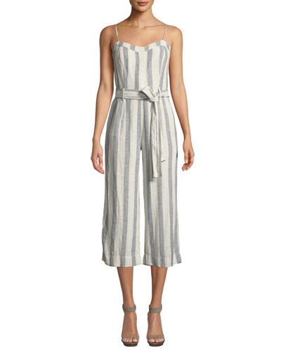 eac75a221961 Quick Look. Rails · Harper Striped Sweetheart Jumpsuit