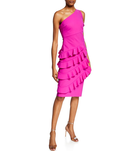 305e667e537 Womens One Shoulder Dress | Neiman Marcus