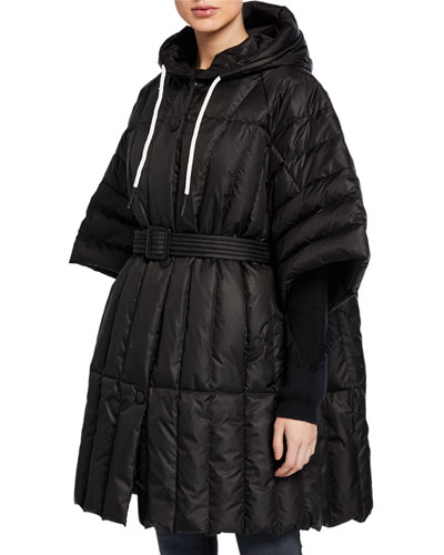 Kyoto Oversized Down-Fill Jacket