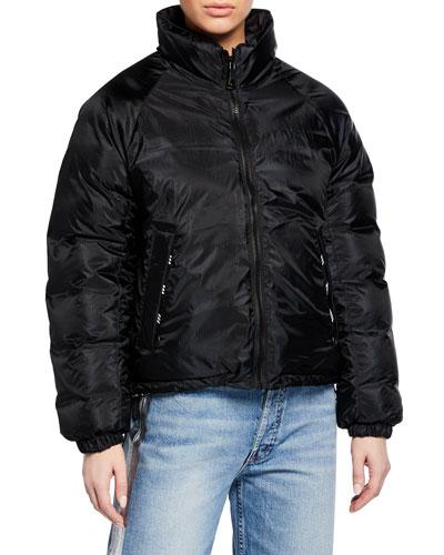 2 Way Zipper Jacket | Neiman Marcus