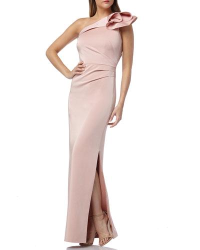 4c17b6260d7 One Shoulder Gown