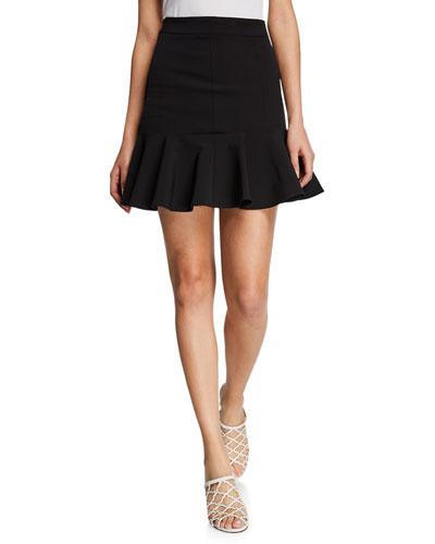 Francesca Scuba Skirt