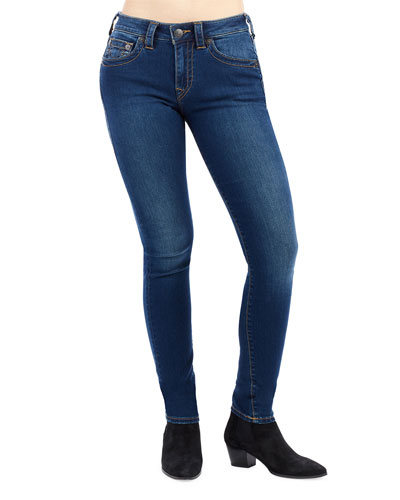 b2897a66e316c1 Quick Look. True Religion · Jennie Curvy Mid-Rise Ankle Skinny Jeans