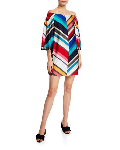 d2fbdeae2d Trina Turk Polyester Dress