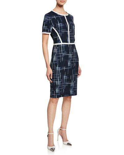 50f4e7c56ce7 Womens Sheath Dress