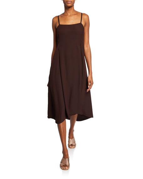 Vince Strappy Tank Dress