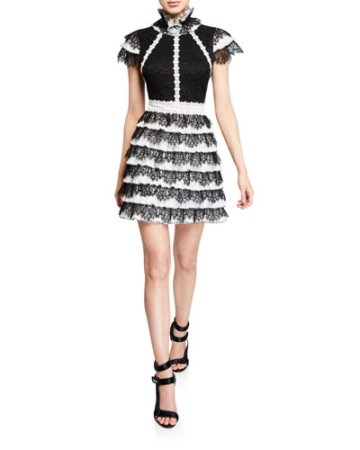 b4317a08adc Polyester Alice Olivia Dress
