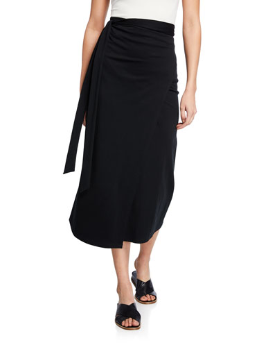 10cb0721fb Quick Look. Vince · Midi Wrap Skirt