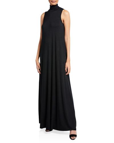 Cait Turtleneck Maxi Dress