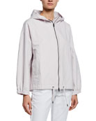 Eileen Fisher Linen Crepe Long-Sleeve Sweater and Matching