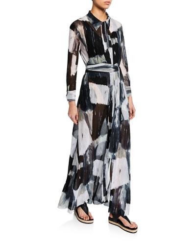 86e4c43b888 A Line Shirtdress Dress