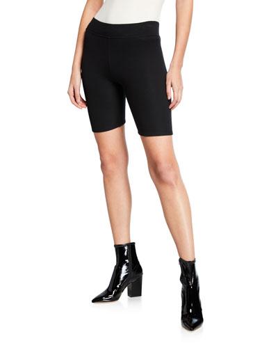 Micro Modal Ribbed Bike Shorts