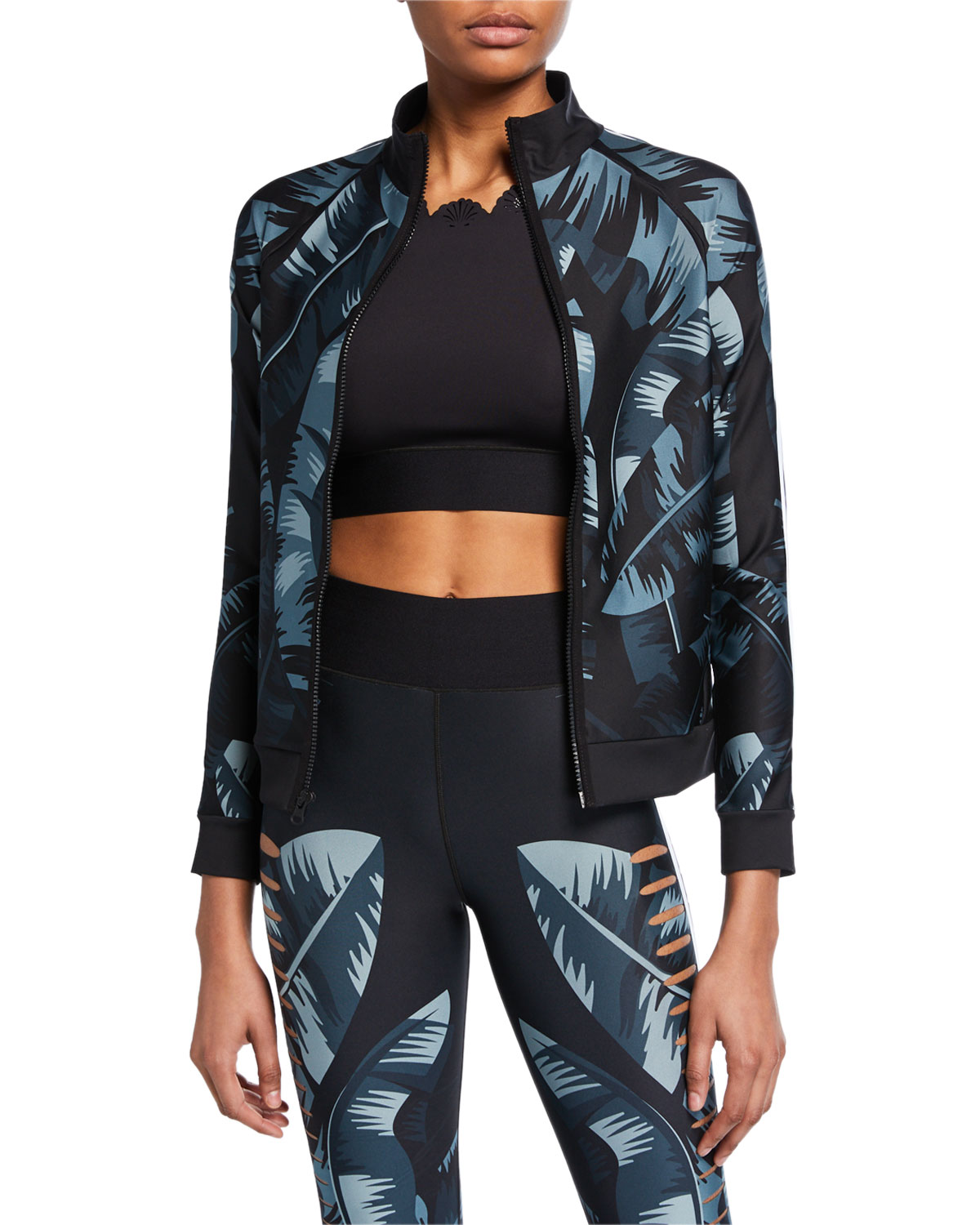 Ultracor Jackets ATOMIC HAVANA PRINTED JACKET